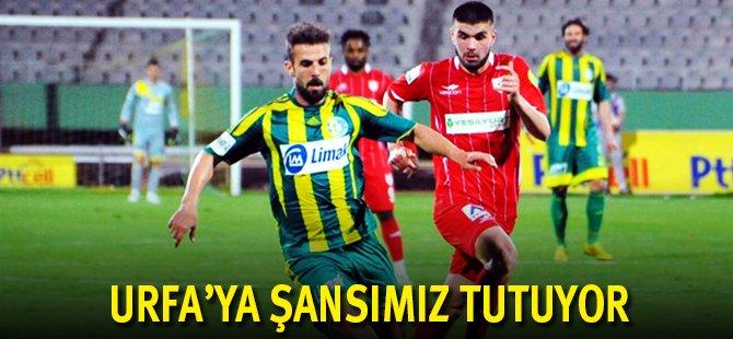 Samsunspor'un Urfa'ya Şansı Tutuyor
