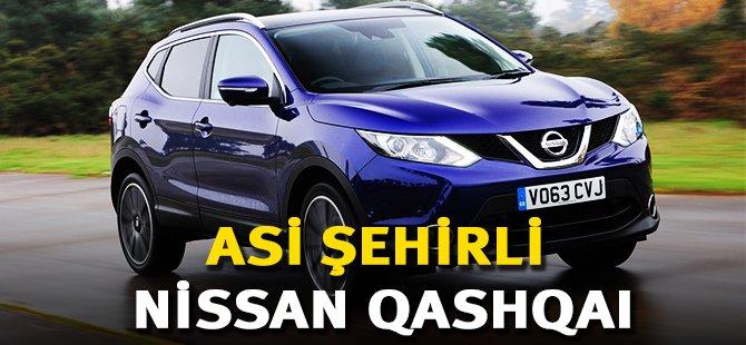 Asi Şehirli Nissan Qashqaı