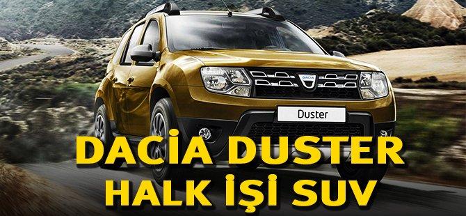 Dacia Duster Halk İşi Suv