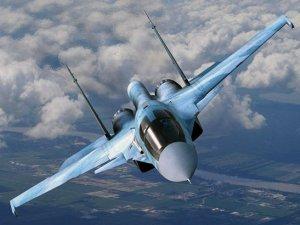 Rus Jetleri Bombaladı