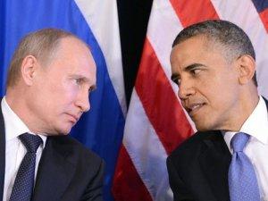 Obama ile Putin'in Sürpriz Görüşmesi