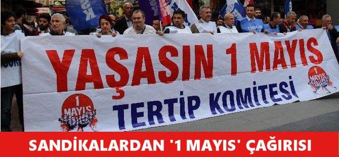 Samsun'da Sendikalar '1 Mayıs' Çağrısı Yaptı