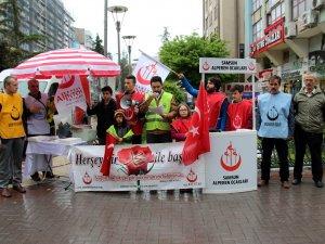 Samsun Alperen Ocakları 'Kutlu Doğum Haftası' Etkinliği Düzenledi