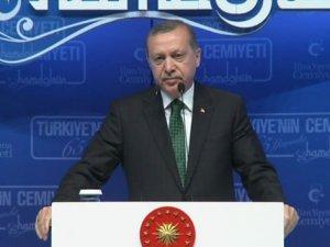 Cumhurbaşkanı Erdoğan ABD'ye Rest Çekti