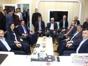 Fuat Köktaş Ak Parti İlçe Danışma Meclisi Toplantıları'na katıldı