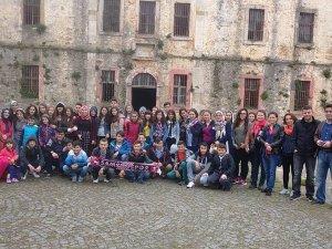 Tekkeköy Ortaokulu Sinop'ta