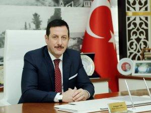 Samsun'un İlkadım Belediye Başkanı Tok'tan Miraç Kandili Mesajı