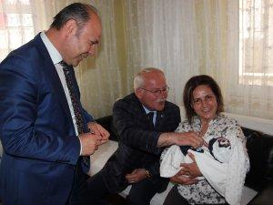 Samsun'da Şehit Oğlu Umut Nuh'a Ziyaret