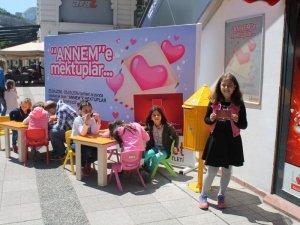 Samsun Lovelet AVM'den Anneler Günü Sürprizi