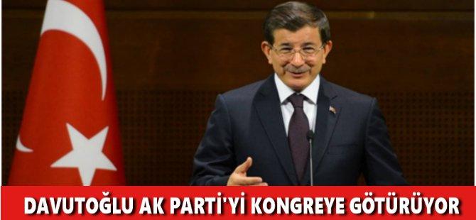 Başbakan Davutoğlu AK Parti'yi Kongreye Götürüyor