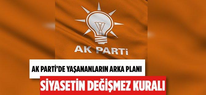 AK Parti'de Yaşananların Arka Planı