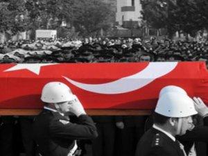 Acı Haber Nusaybin'den Geldi! 1 Polis Şehit