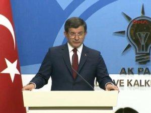 Davutoğlu, Gülen'e Seslendi