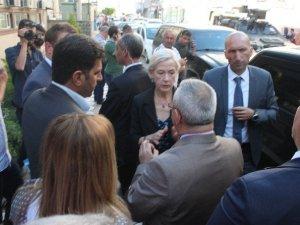 ABD'nin Adana Konsolosu Specht Cizre'de
