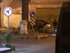 İzmir'de Bomba Yüklü Araç Alarmı
