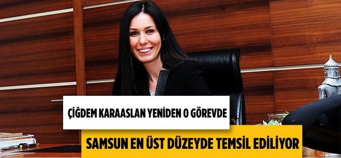 Samsun AK Parti Hükümetinde En Üst Düzeylerde Temsil Ediliyor