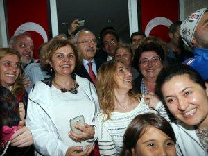 CHP Genel Başkanı Kılıçdaroğlu Samsun'da