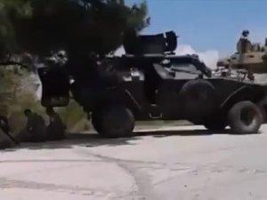 KYB'den Flaş İddia: Türk Askeri 700 Metre Suriye'ye Girdi