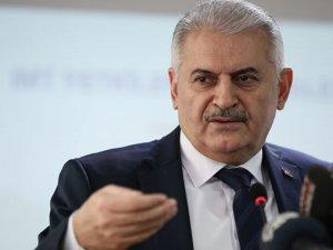 Başbakan Binali Yıldırım Diyarbakır'da Konuşuyor