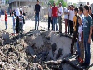 Silopi'de Patlamanın Boyutu Ortaya Çıktı