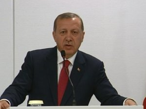 Cumhurbaşkanı Erdoğan, Estonya Başbakanı Roivas İle Görüştü