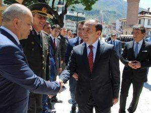 Amasya'nın Yeni Valisi Işık Görevine Başladı