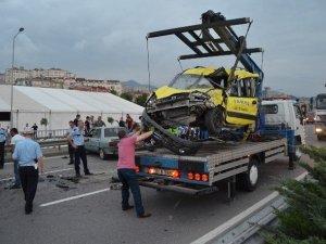 Trabzon'da İftar Vakti Trafik Kazası: 3 Ölü, 3 Yaralı