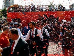 Arnavutluk Milli Takımı Oyuncuları Elendiler Ama Kahraman Oldular