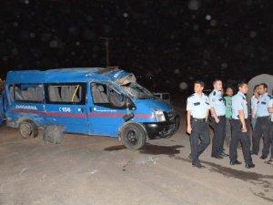 Şanlıurfa'da Kaza: 5'i Asker, 12 Yaralı