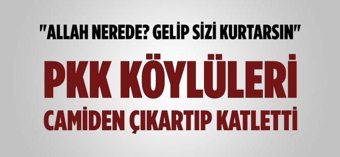 PKK'nın Yaptığı Susa Katliamı Unutulmuyor
