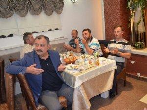 Samsun'un Ladik İlçe Belediyesinden Esnafa İftar