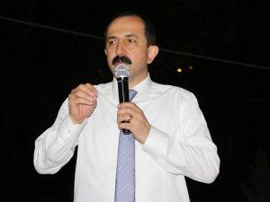 """AK Parti Samsun İl Başkanı Göksek; """"Birliğimizi ve Beraberliğimizi Kimse Bozamaz"""""""