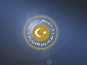 Dışişleri Bakanlığı Lübnan'daki Terör Saldırılarını Kınadı