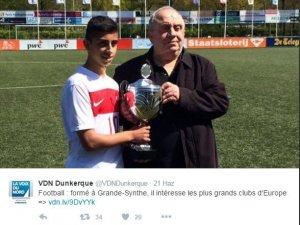 Manchester Unıted, 14 Yaşındaki Türk Yeteneğin Peşinde