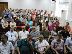 Samsun'da  'İl Zümre Çalıştayı' Başladı