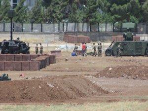 Kilis'te Sınırı Serhat ve Korkut Koruyacak