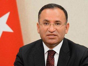 """Adalet Bakanı Bozdağ: """"Terör Bitene Kadar Mücadelemiz Devam Edecek"""""""