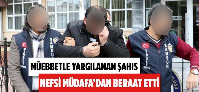 Samsun'da Müebbetle Yargılanan Şahıs Serbest Bırakıldı
