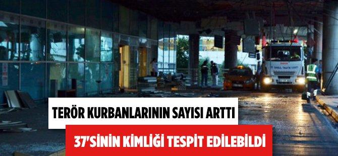Atatürk Havalimanı'nda Ölü Sayısı Arttı