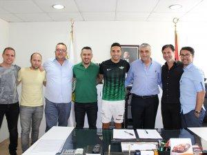 Akhisar Belediyespor Miguel Lopes İle Anlaştı