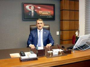 """AK Parti Samsun Milletvekili Fuat Köktaş, """"  Müslüman Kanının Durması İçin Dua Edelim"""""""