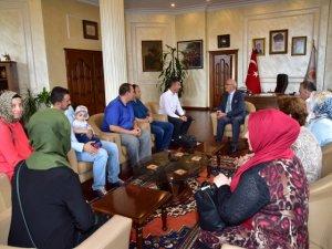 """Samsun Büyükşehir Belediye Başkanı Yılmaz; """"En Büyük Zenginliğimiz Farklılığımız"""""""