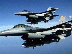 Irak'ın Haftanin Bölgesinde Terör Örgütü Hedefleri Vuruldu