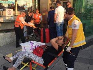 İstanbul Marmaray'da Bomba Paniği: 2 Yaralı