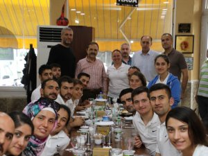 Milliler Dünya Şampiyonası Öncesi Samsun Bafra'da