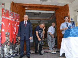 TSK Mehmetçik Vakfı Samsun'da Mevlit Okuttu