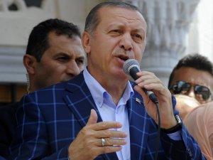 """Cumhurbaşkanı Erdoğan: """"İstanbul'a Çok Yanlışlar Yaptık"""""""