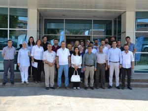 Samsun'da Girişimcilik Eğitimi Sertifika Töreni