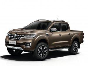 Pick-Up Segmeninde Renault Alaskan da Yerini Aldı