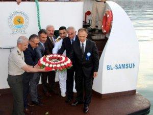 Samsun'da Denizcilik Ve Kabotaj Bayramı'nın 90. Yılı Kutlandı